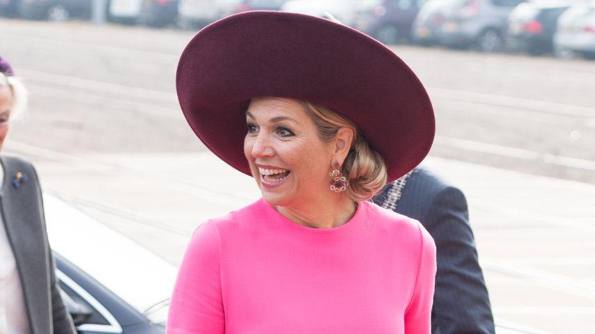 Königin Maxima der Niederlande, Amersfoort 2018