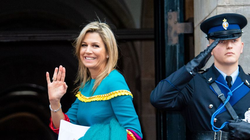 Königin Máxima beim Erasmus-Preis 2019