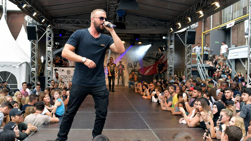 Heftiges Konzert-Video: Hier boxt Kollegah Fan ins Gesicht!