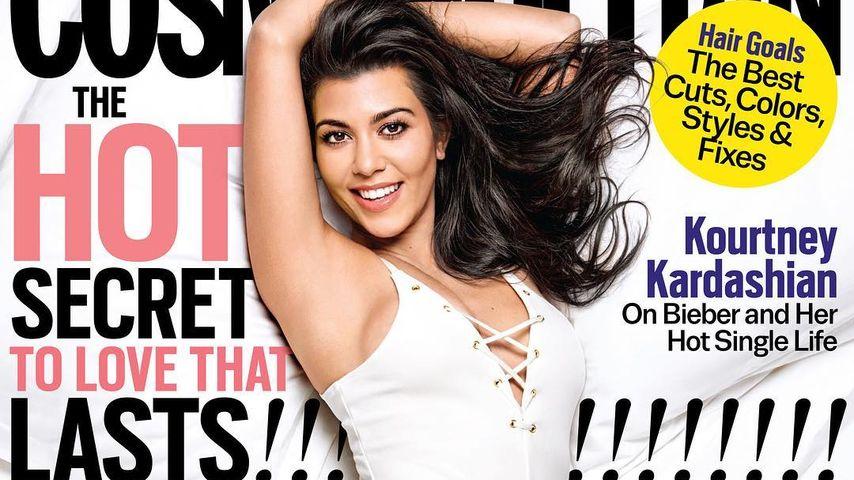 Nach Blac Chynas Nackt-Cover: Hier kommt Kourtney Kardashian