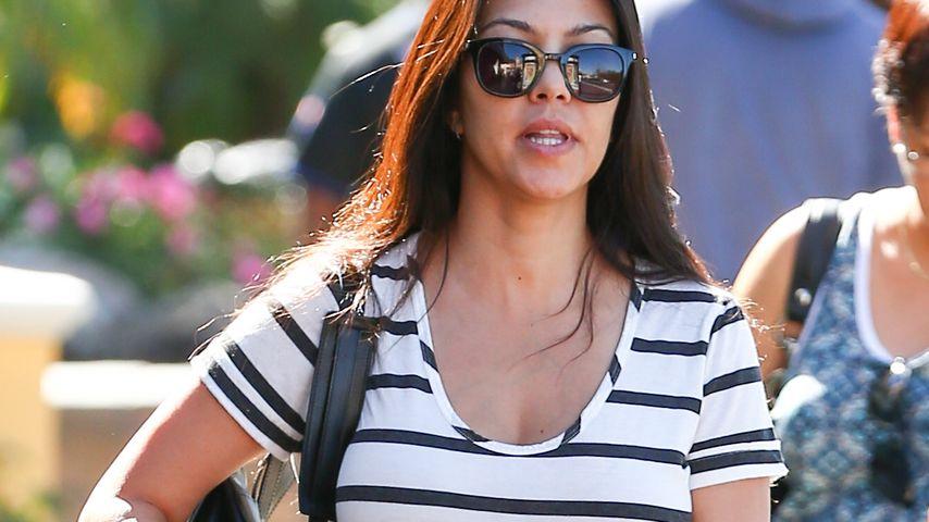 Kourtney Kardashian wieder solo: War die Trennung richtig?