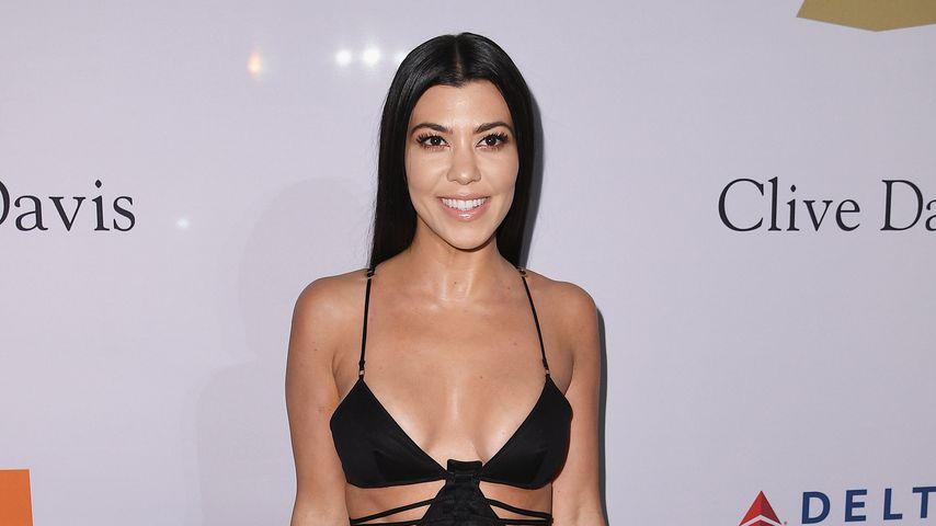 Reality-TV-Star Kourtney Kardashian