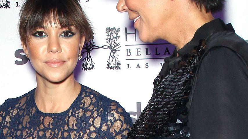 Kris Jenner: Verrät sie Namen von Kourtneys Baby?