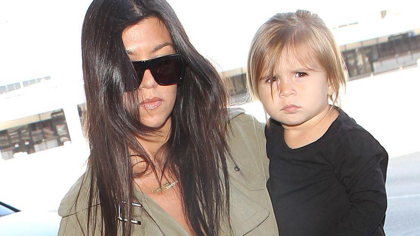 Kourtney Kardashian: Ihre Kids lieben North West!