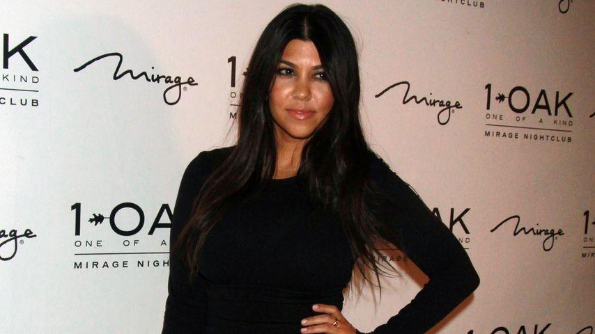 Kilo-Kampf: Kourtney Kardashian rechtfertigt Mega-Workout