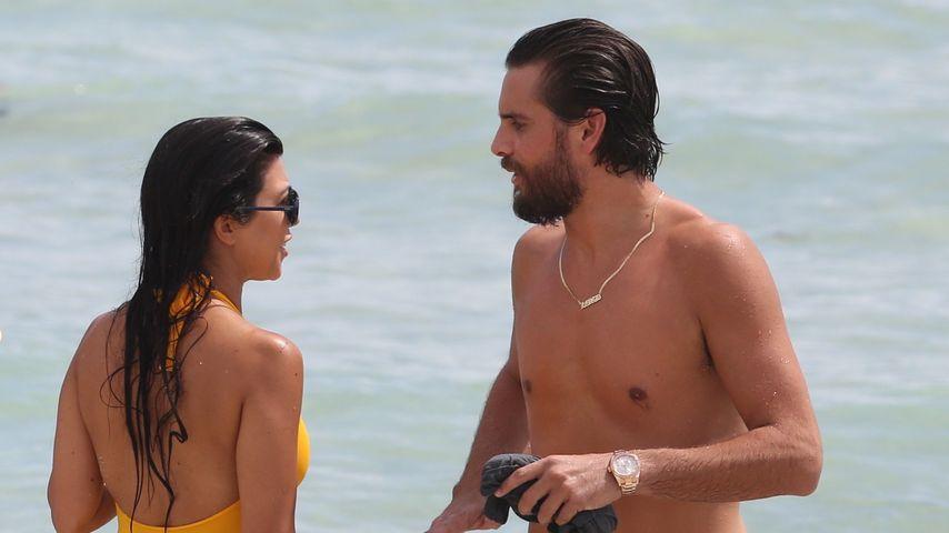 Liebes-Reunion! Kourtney Kardashian & Scott wieder ein Paar!
