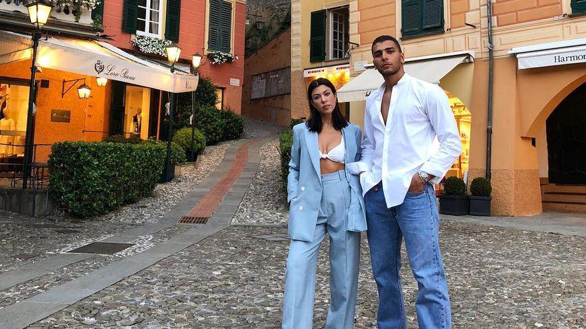 Kourtney Kardashian und Younes Bendjima
