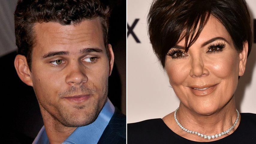 Kris Jenner: Sie riet Kim vor Humphries-Hochzeit zur Flucht!