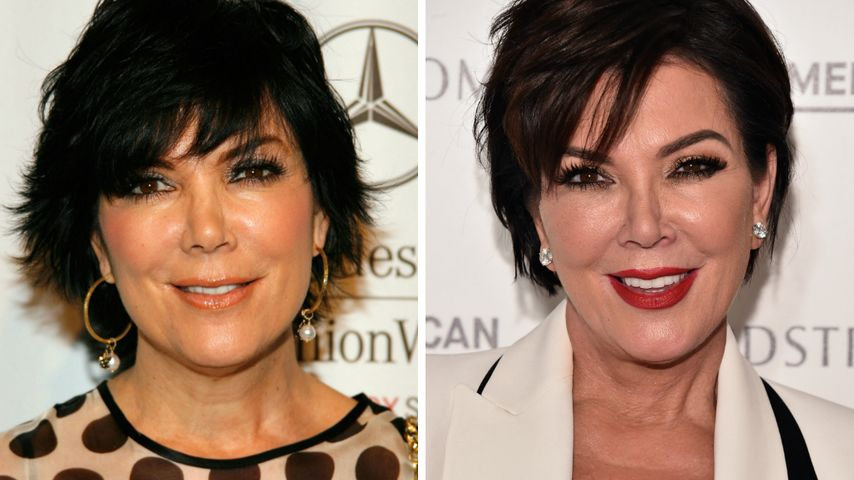 Kris Jenner, 2007 und 2016