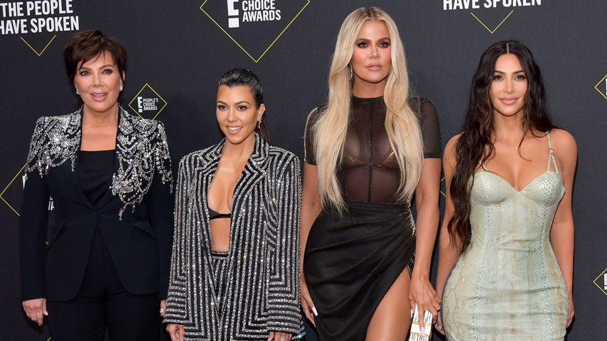 Das war's dann! Die Kardashians beenden ihre Reality-TV-Show