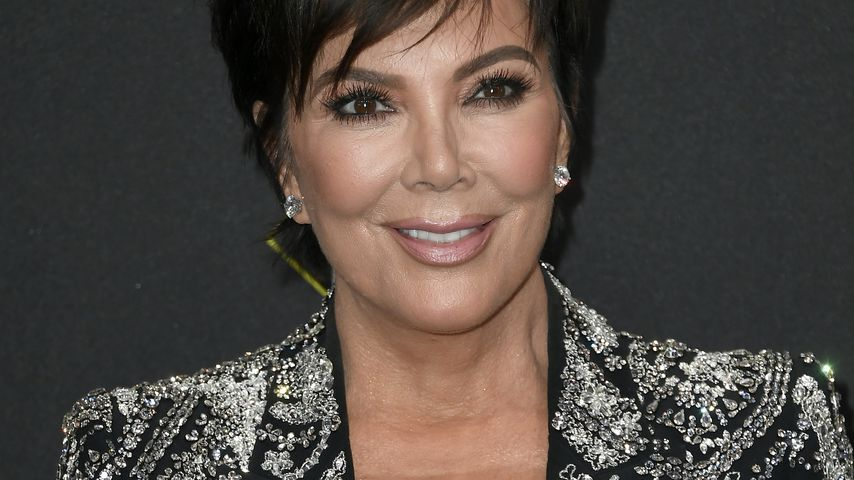 Kris Jenner bei den People's Choice Awards in Santa Monica im November 2019