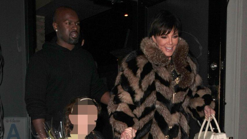 Liebes-Chaos bei Kris Jenner: Alles aus mit Corey Gamble?