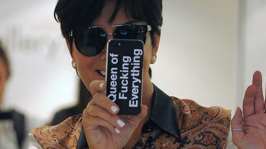 Kris Jenner: Diese Handy-Hülle ist eine Ansage!
