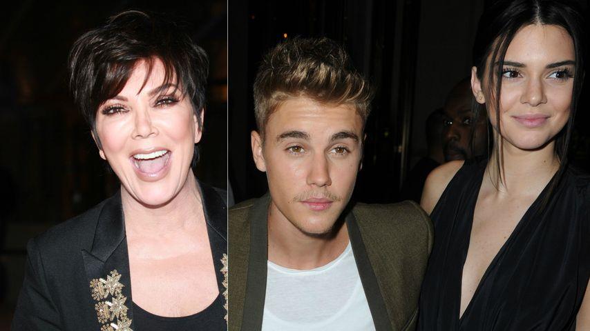Mama Kris will Kendall Jenner & Justin Bieber verkuppeln!