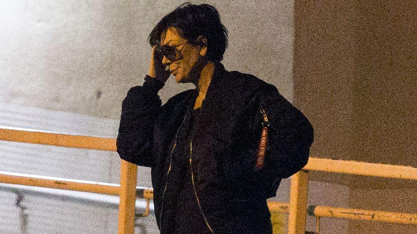 Große Sorge um Lamar Odom: Kris Jenner sieht fertig aus