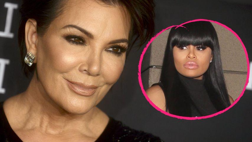 Xmas-Mobbing à la Kris Jenner: Kein Strumpf für Blac Chyna!