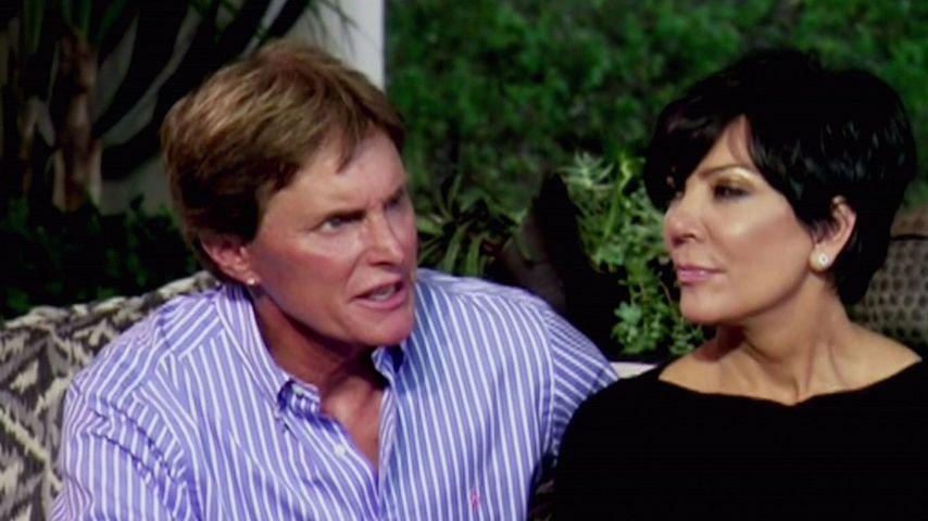 Ehe-Aus: Kris & Bruce Jenner teilen 60 Mio $ auf