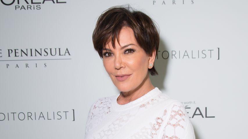 Khloe Kardashian knutscht wieder: Das sagt Mama Kris!