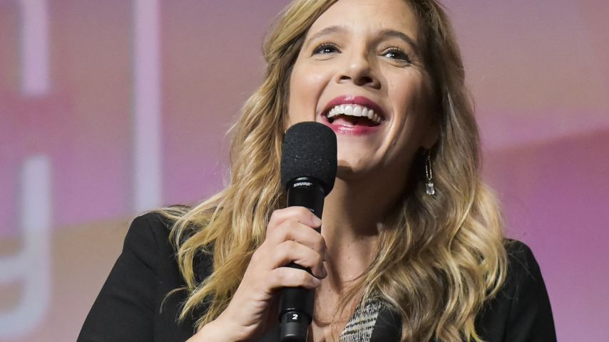 Krista Vernoff bei einer Tagung in Hollywood im Mai 2018