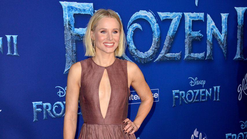 """Kristen Bell bei der """"Frozen 2""""-Premiere"""
