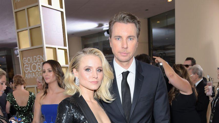 Kristen Bell und Dax Shepard im Januar 2017 in Beverly Hills