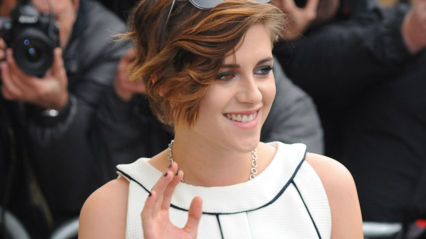 Vorsatz fürs 26. Lebensjahr: Bitte lächeln, Kristen Stewart!