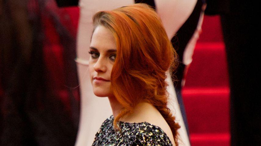 Cannes-Verspätung: Kristen Stewart meidet Robert