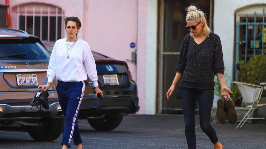 Kristen Stewart und Dylan Meyer in Hollywood