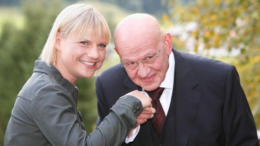 "Kristina Sprenger und Ignaz Kirchner bei ""SOKO Kitzbühl"""