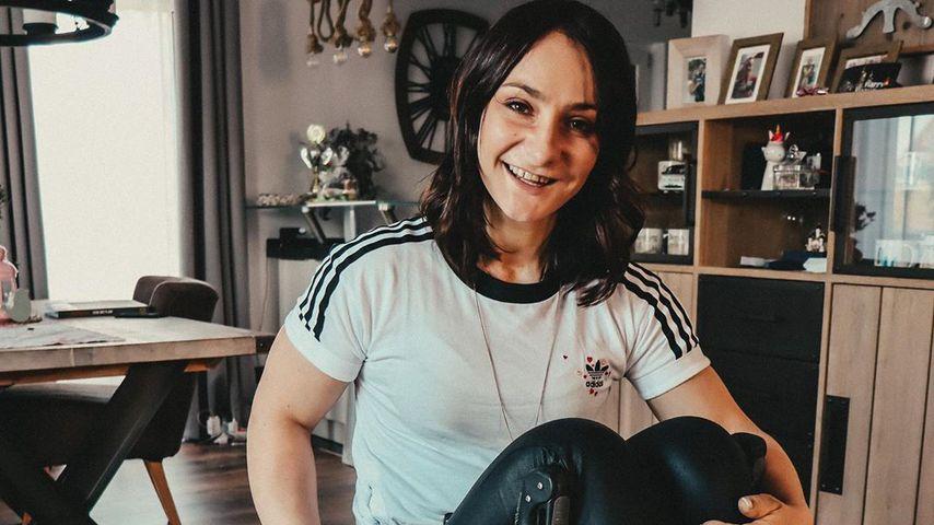 Kristina Vogel im Jahr 2020