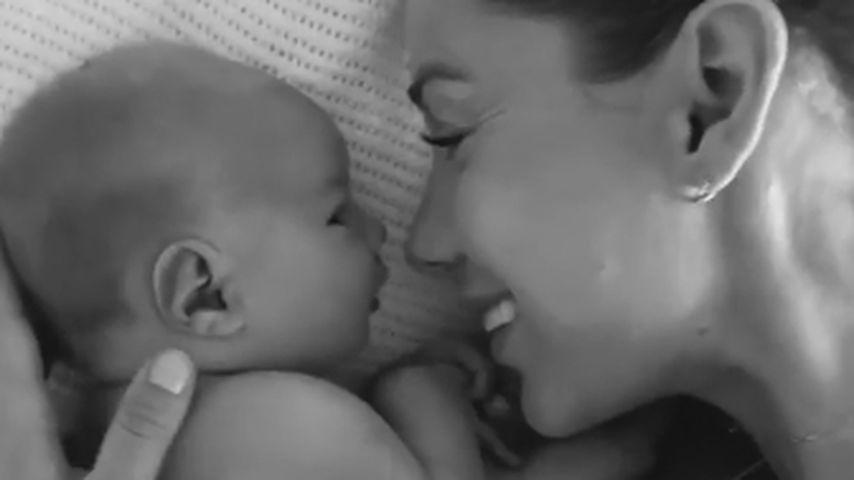 Reality-Star Krystal Forscutt ist wieder Mama geworden!