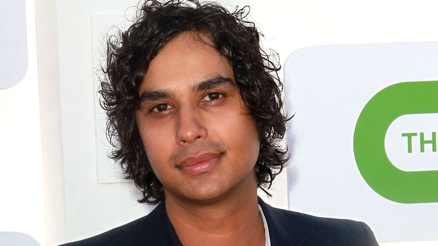 TBBT-Kunal Nayyar: So findet er es Raj zu spielen!