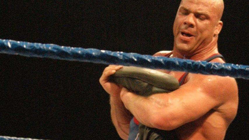WWE-Star ist plötzlich Papa: Und sein Kind ist schon 28!
