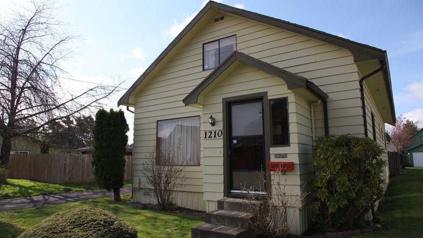Kurt Cobains Elternhaus