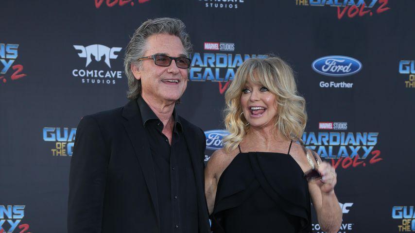 Sex beim 1. Date: Goldie Hawn & Kurt von Polizei erwischt!