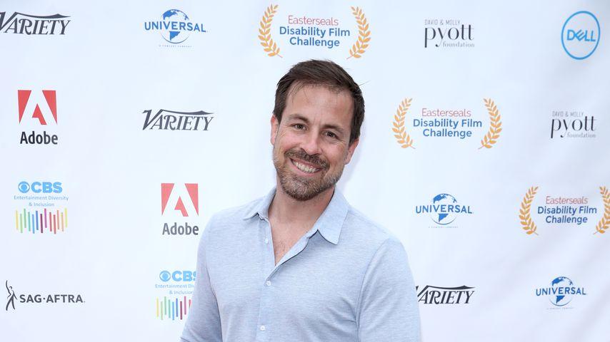 Kurt Yaeger bei den  Easterseals Disability Film Challenge Awards, 2019