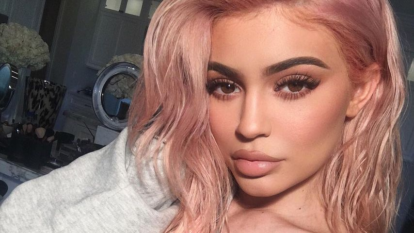 Pinke Baby-Klamotten: Bekommt Kylie Jenner ein Mädchen?