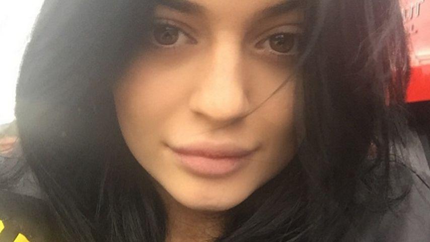 Sie kann's noch: Kylie Jenner ganz natürlich