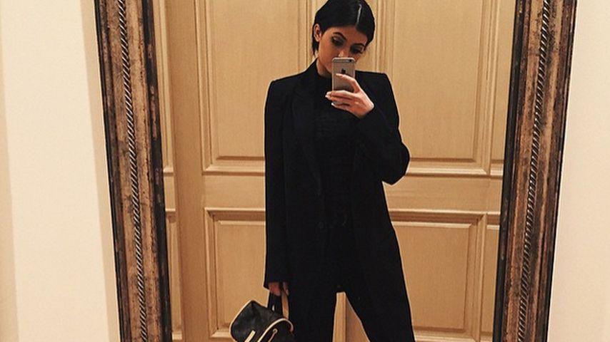 Kylie Jenner: Auf einmal wieder ganz züchtig!