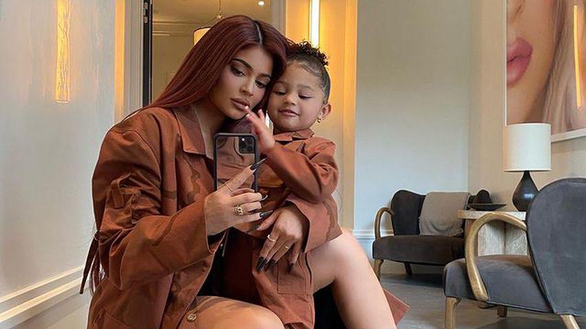 Kylie Jenner und Stormi Webster im Dezember 2020