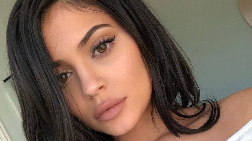 Wieder Lip-Filler? Kylie Jenner mit perfektem Schmollmund