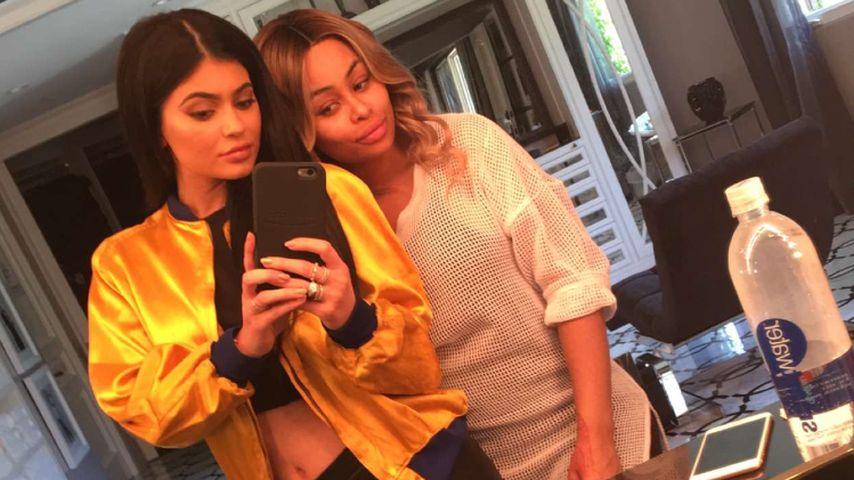 Innige Pose: Kylie Jenner & Blac Chyna plötzlich BFFs?