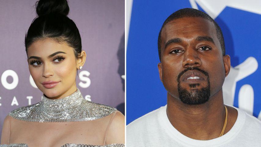Konkurrenz für Kylie? Jetzt will Kanye West Make-up machen