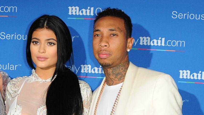 Wieder Krise!? Kylie Jenner fehlt bei Tygas München-Konzert