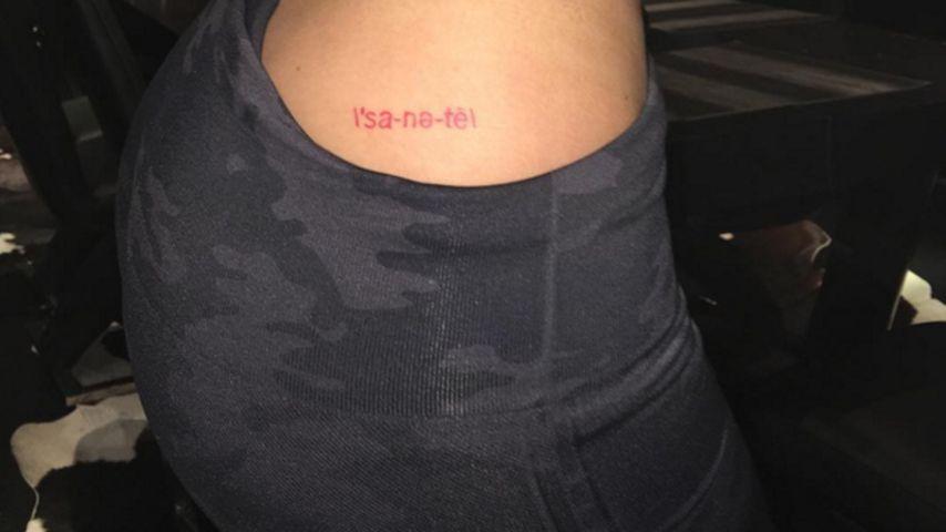 Kylie Jenners Tattoo
