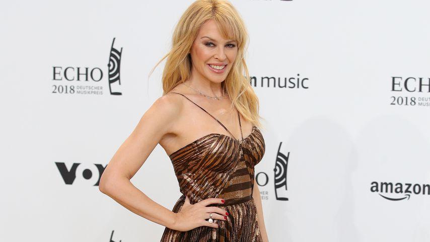 Kylie Minogue beim Echo-Award 2018 in Berlin