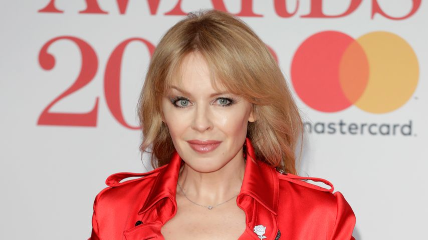 Kylie Minogue bei den BRIT Awards 2018