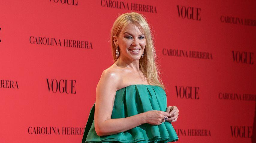 Polizei-Einsatz bei Kylie Minogue: Stalker belästigte sie!