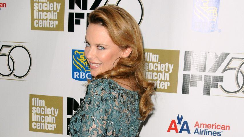Kylie Minogue zeigt ihre transparente Kehrseite!