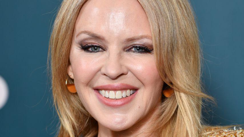 Aus Versehen ausgeplaudert: Ist Kylie Minogue etwa verlobt?